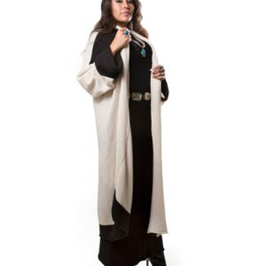 Santa Fe Marketplace Coat/Robe 100% cashmere