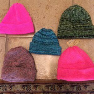 Santa Fe Marketplace Hats Cashmere
