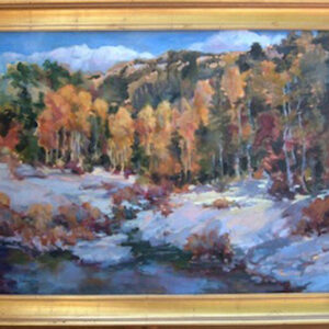 Santa Fe Marketplace Connie Dillman – First Snow