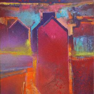 Santa Fe Marketplace Mark Gould – My Neighbor's House 2174