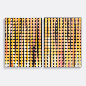 Santa Fe Marketplace Brian Singer – Phases #9 (diptych)