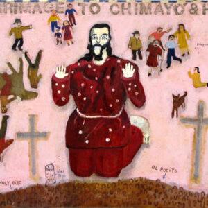 Santa Fe Marketplace Melinda K. Hall – The Pilgrimage to Chimayo & Holy Dirt
