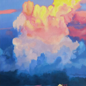 Santa Fe Marketplace Bruce Cascia – Thunder Color