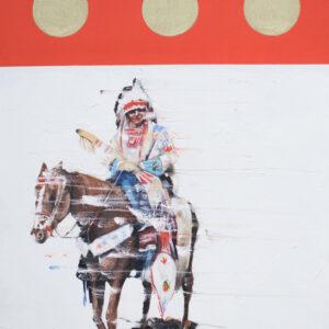 Santa Fe Marketplace Del Curfman – Vanishing Series: Grandfathers Knowledge