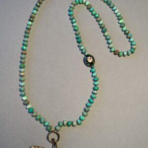 Santa Fe Marketplace Dragonfly Dreaming Necklace