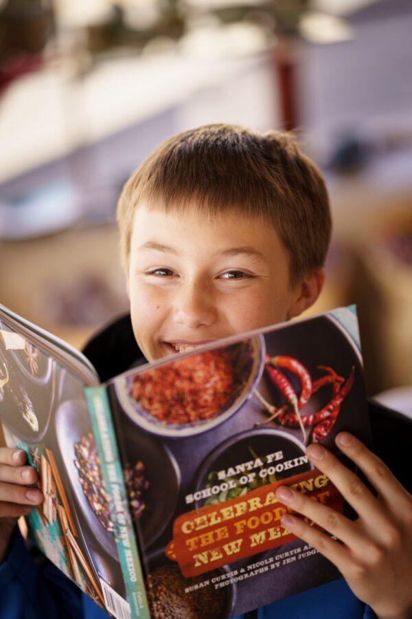 Santa Fe Marketplace Celebrating the Foods of New Mexico Cookbook