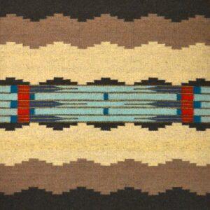 Santa Fe Marketplace Rug #344, 44.25″ X 58.5″