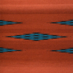 Santa Fe Marketplace Rug #345, 44.5″ X 54.5″