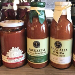 Santa Fe Marketplace Sauces and Tomato Products