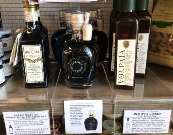 Santa Fe Marketplace Vinegars