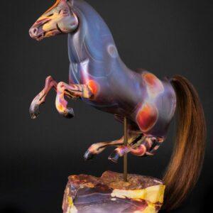 Santa Fe Marketplace Chalcedony Horse