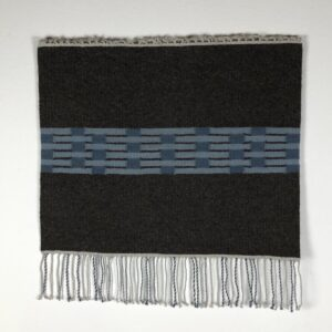 "Santa Fe Marketplace Handwoven Rio Grande Wall Hanging: ""Molly's Favorite"""