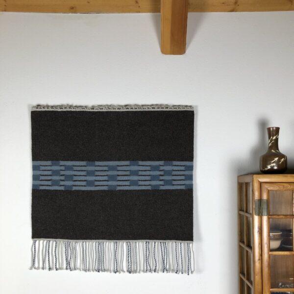 "Santa Fe Marketplace Handwoven Rio Grande Wall Hanging: ""Molly's Favorite"""