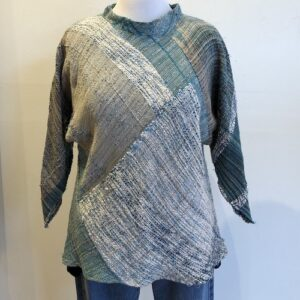 Santa Fe Marketplace Handwoven Wide Necked Tunic
