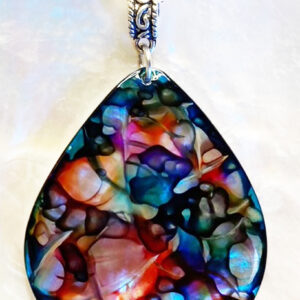 Santa Fe Marketplace Marbled Reef Pendant