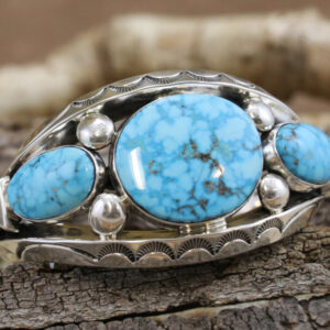 Santa Fe Marketplace Albert Lee Bracelet