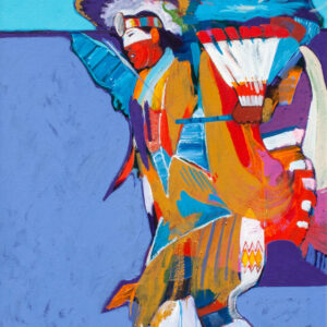 Santa Fe Marketplace Fancy Dancer by John Nieto