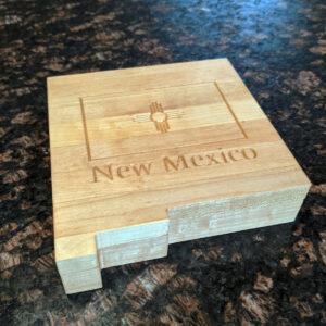 Santa Fe Marketplace New Mexico State Catch All Box