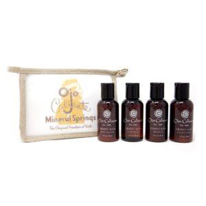 Santa Fe Marketplace Ojo Hair & Body Travel Gift Set