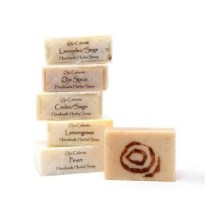 Santa Fe Marketplace Ojo Naturally Scented Soaps