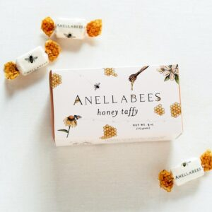 Santa Fe Marketplace Anellabees Honey Taffy
