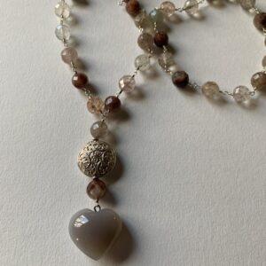 Santa Fe Marketplace Heart of Plenty Necklace