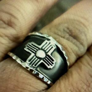 Santa Fe Marketplace Sun Clan Ring