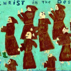 Santa Fe Marketplace Melinda K. Hall – Christ in the Desert
