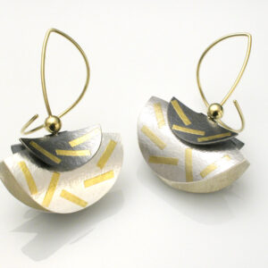 "Santa Fe Marketplace ""Begonia"" Earrings"