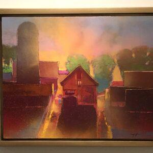 Santa Fe Marketplace Mark Gould – A Previous Dream: My Neighbor's House 2177