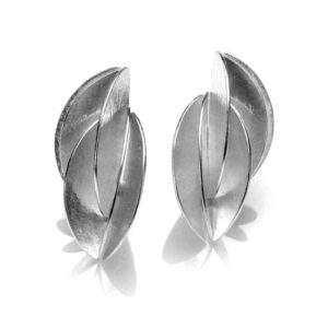 "Santa Fe Marketplace ""Palm"" Post Earrings"