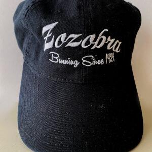 Santa Fe Marketplace Black Zozobra Cap