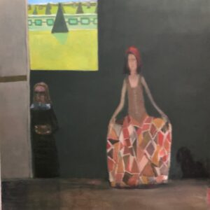 Santa Fe Marketplace Mark Mulhern – Dress Rehearsal Las Meninas, 2021
