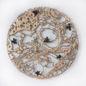 Santa Fe Marketplace Jennyfer Stratman – Pollinating The Cosmos, 2021