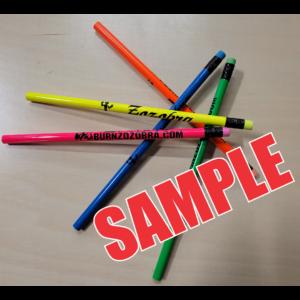 Santa Fe Marketplace Zozobra Pencils