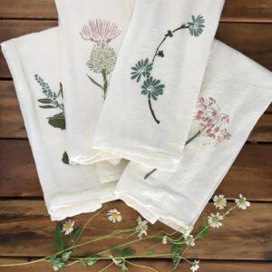 Santa Fe Marketplace Found & Foraged Cotton Napkin Set