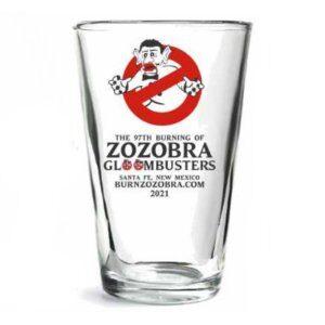 Santa Fe Marketplace 2021 Zozorita Margarita Glasses (Set of 2)