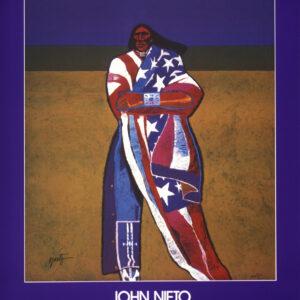 Santa Fe Marketplace America, America – Poster