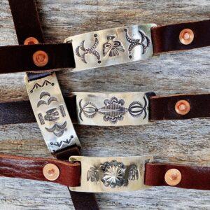 Santa Fe Marketplace Southwest ID Bracelet