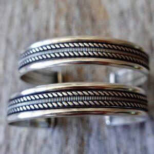 Santa Fe Marketplace Twisted Rope Cuff